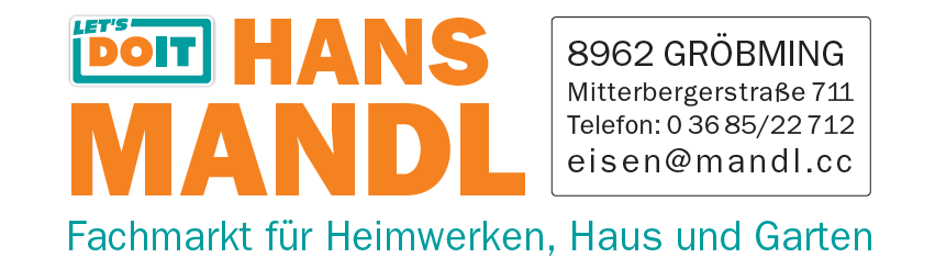 Let's DOIT Hans Mandl